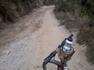 Aug 17, 2014 - Climbing Alone 24 km to Saint Leon Abbey (Dinnamare) - Sport Successes