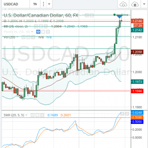 Trading Niche. I Sold USDCAD on the Top