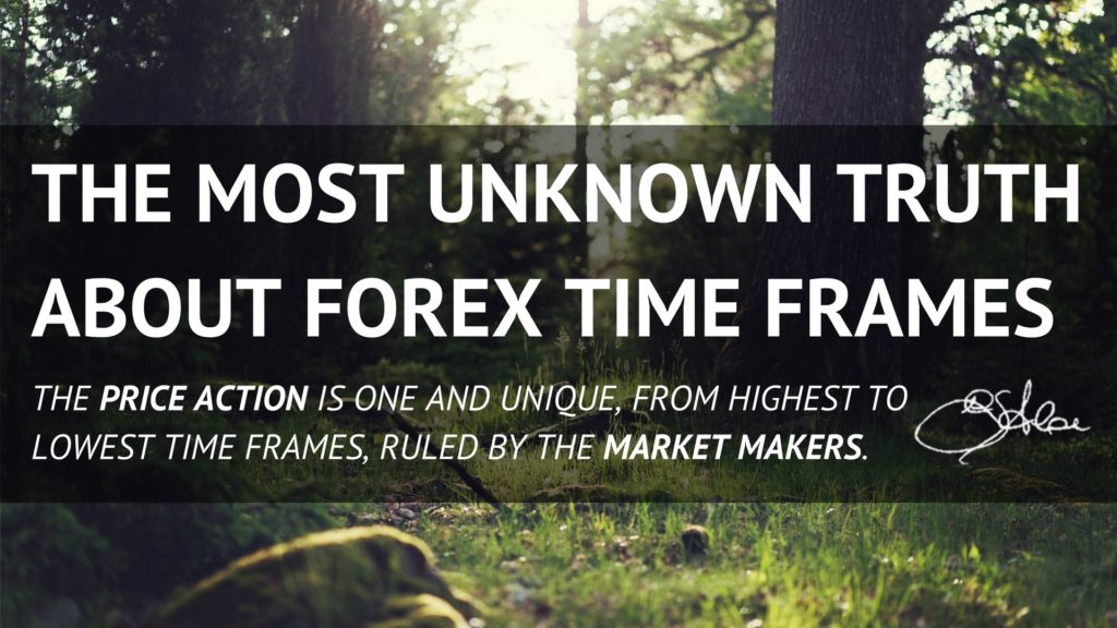 The Unknown Truth about Forex Time Frames