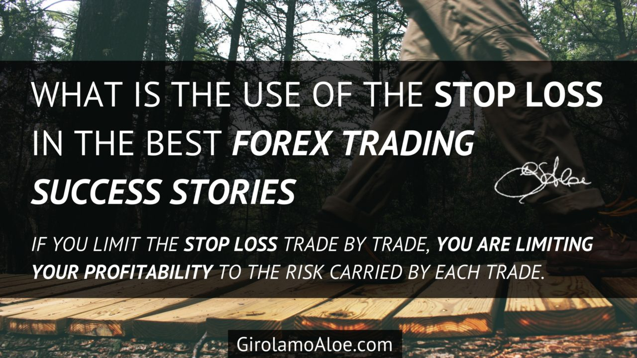Forex trader success story