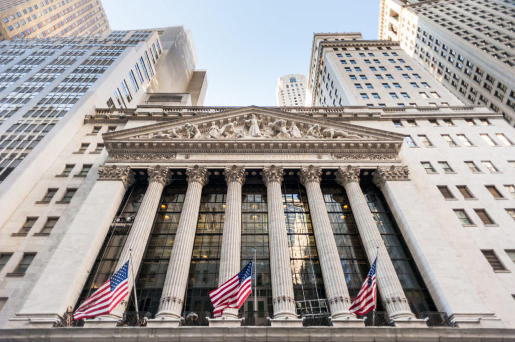 Upcoming IPO in Share Market - NYSE building