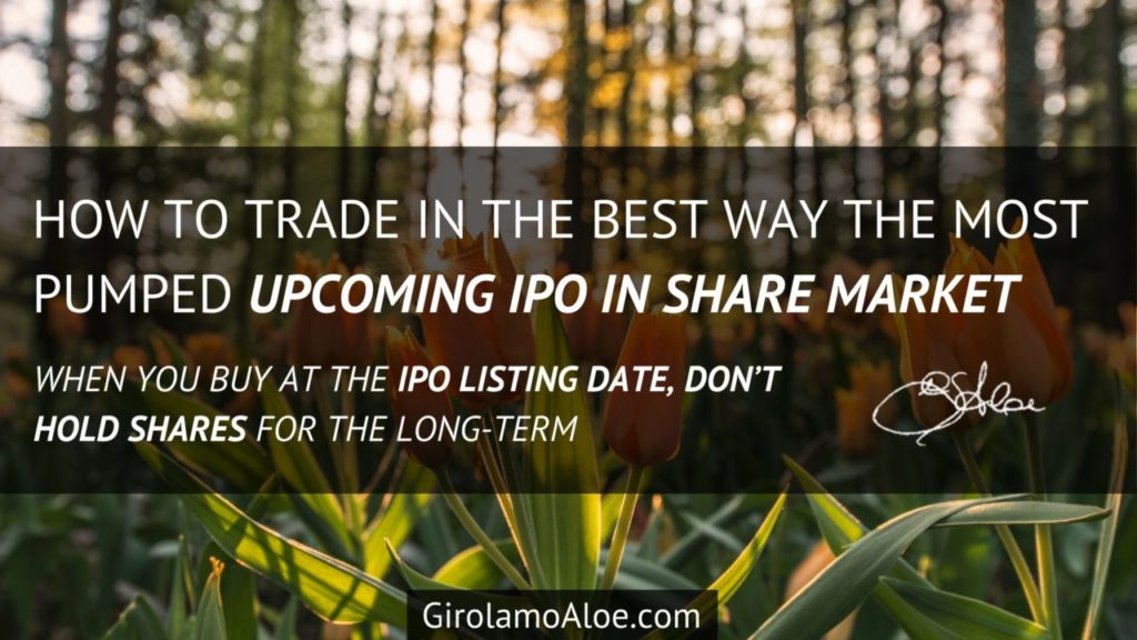 Ipo in share market